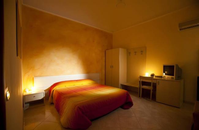 Casatrapani slaapkamer