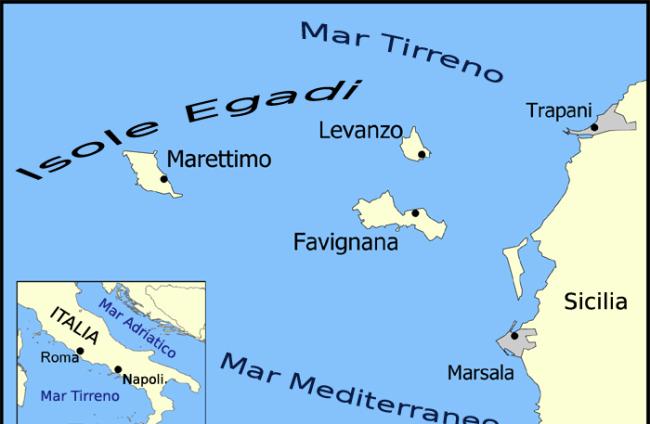 Egadische eilanden