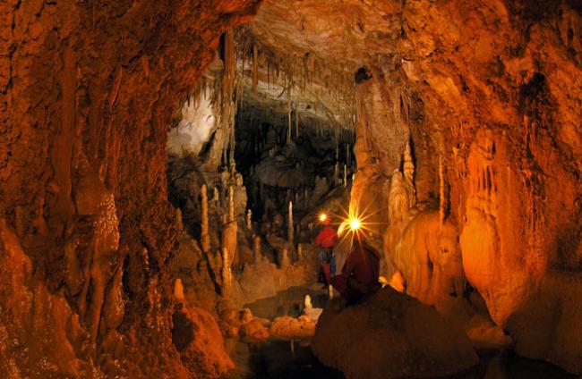 Grotten Zingaro