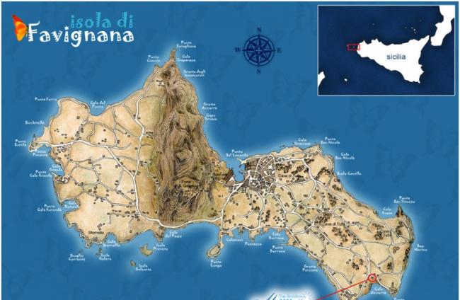 Kaart Marcella