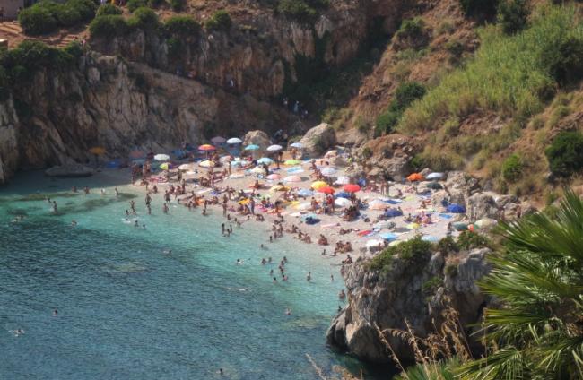 San vito lo Capo strandje