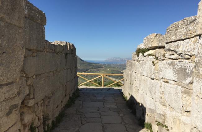 Segesta-1-Sicilië