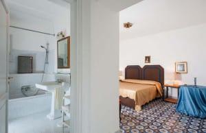 Tweepersoons slaapkamer en-suite