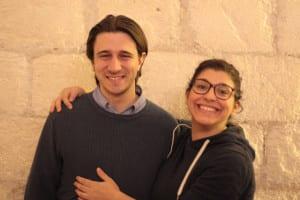 Eigenaar Giovanni Surdo & Anna