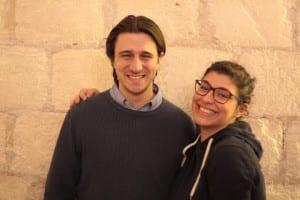Eigenaren Giovanni & Anna