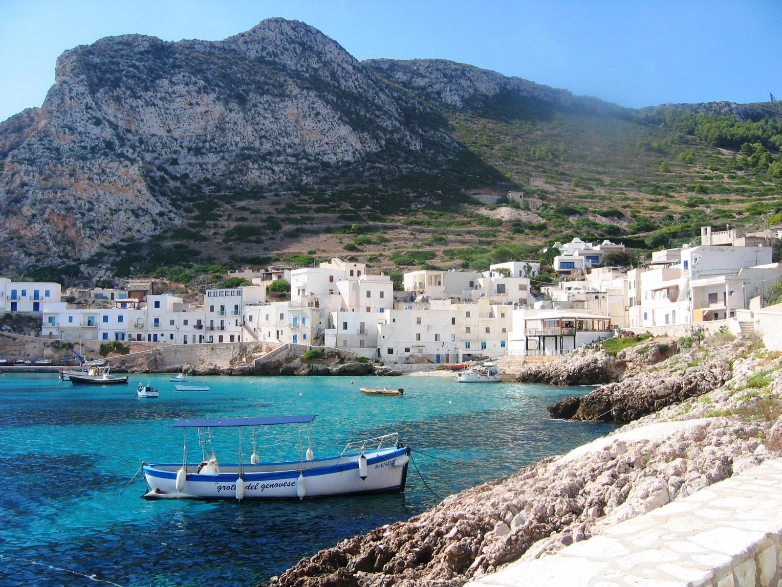 eilanden naast italie