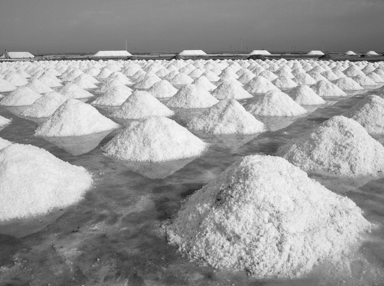 hoe wordt zout gewonnen